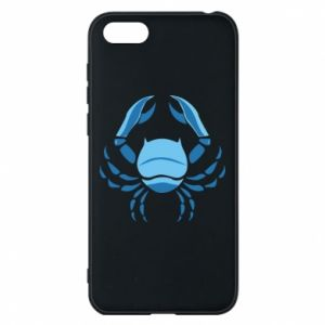 Phone case for Huawei Y5 2018 Cancer blue or pink