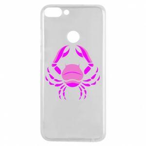 Phone case for Huawei P Smart Cancer blue or pink