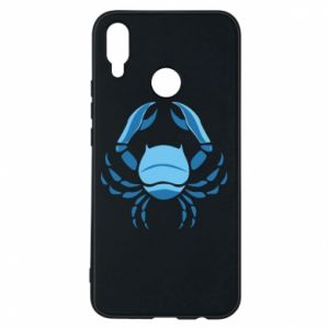 Phone case for Huawei P Smart Plus Cancer blue or pink