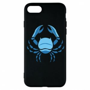 Phone case for iPhone 7 Cancer blue or pink