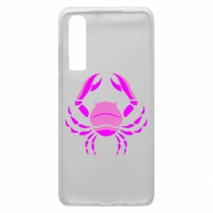 Phone case for Huawei P30 Cancer blue or pink