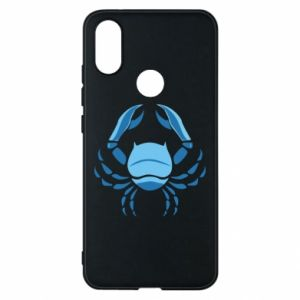 Phone case for Xiaomi Mi A2 Cancer blue or pink