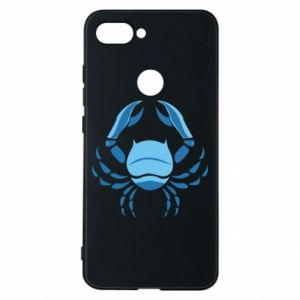 Phone case for Xiaomi Mi8 Lite Cancer blue or pink