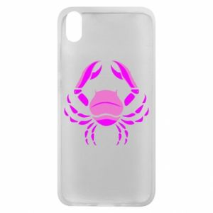 Phone case for Xiaomi Redmi 7A Cancer blue or pink