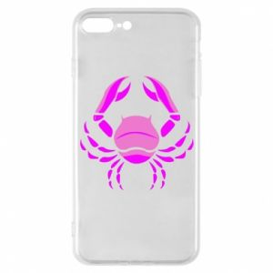iPhone 7 Plus case Cancer blue or pink