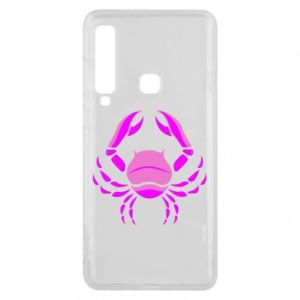 Phone case for Samsung A9 2018 Cancer blue or pink
