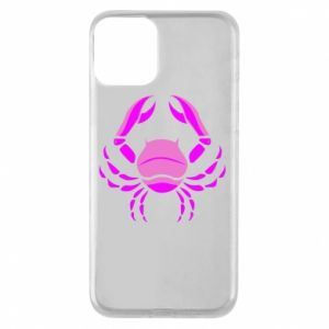 Phone case for iPhone 11 Cancer blue or pink