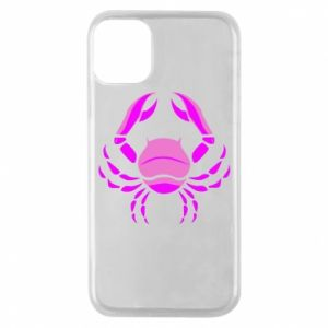 Phone case for iPhone 11 Pro Cancer blue or pink