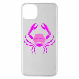 Phone case for iPhone 11 Pro Max Cancer blue or pink