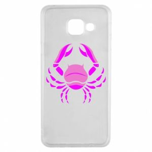 Samsung A3 2016 Case Cancer blue or pink