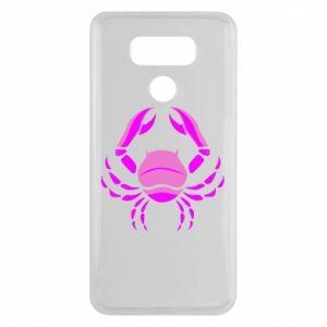 LG G6 Case Cancer blue or pink
