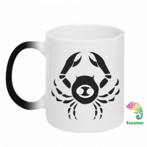 Magic mugs Cancer and sign to the Cancer