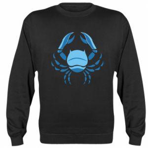 Bluza (raglan) Rak niebieski lub różowy - PrintSalon