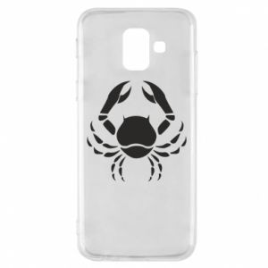 Phone case for Samsung A6 2018 Cancer