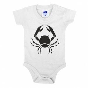 Baby bodysuit Cancer