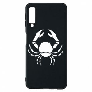 Phone case for Samsung A7 2018 Cancer
