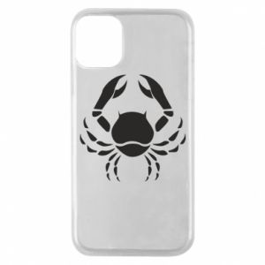 Phone case for iPhone 11 Pro Cancer