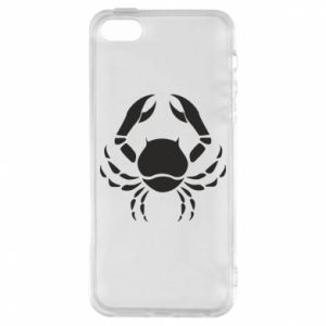 Phone case for iPhone 5/5S/SE Cancer