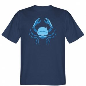 T-shirt Cancer blue or pink
