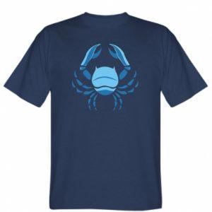 Koszulka Rak niebieski lub różowy