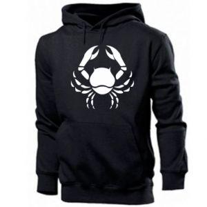 Men's hoodie Cancer