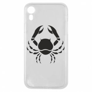 Phone case for iPhone XR Cancer