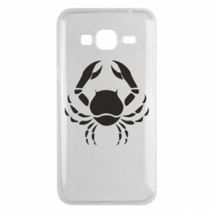 Phone case for Samsung J3 2016 Cancer