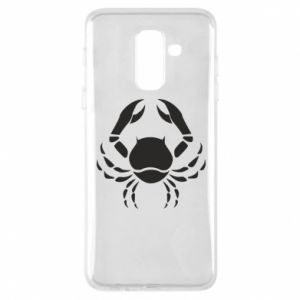 Phone case for Samsung A6+ 2018 Cancer