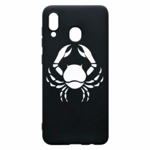 Phone case for Samsung A20 Cancer