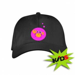 Kids' cap Baby Cancer
