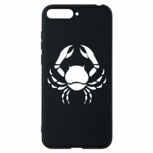 Phone case for Huawei Y6 2018 Cancer