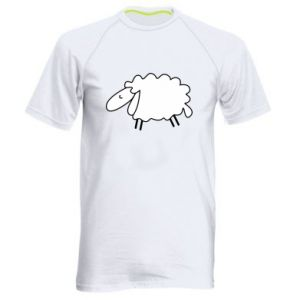 Men's sports t-shirt Sleepy ram
