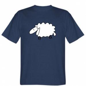 T-shirt Sleepy ram