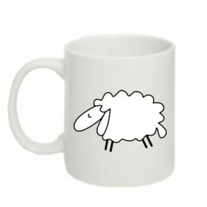Mug 330ml Sleepy ram