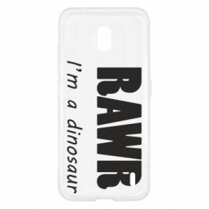 Etui na Nokia 2.2 Rawr. I'm a dinosaur