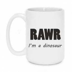Kubek 450ml Rawr. I'm a dinosaur