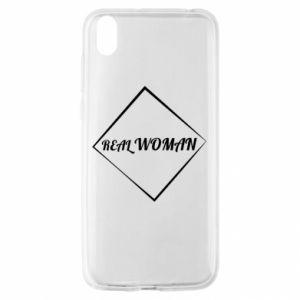 Etui na Huawei Y5 2019 Real woman