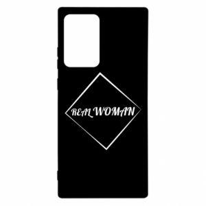Etui na Samsung Note 20 Ultra Real woman