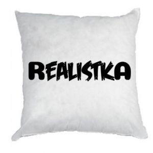 Poduszka Realistka