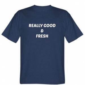 Koszulka Really good and fresh