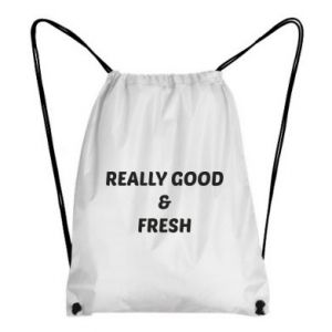 Plecak-worek Really good and fresh