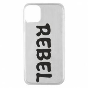 Etui na iPhone 11 Pro Rebel