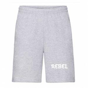 Męskie szorty Rebel