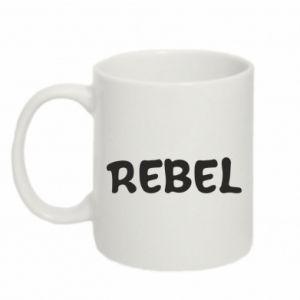 Kubek 330ml Rebel