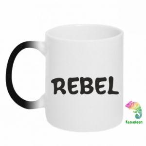 Kubek-kameleon Rebel