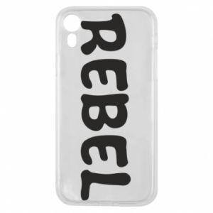Etui na iPhone XR Rebel