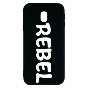 Etui na Samsung J3 2017 Rebel