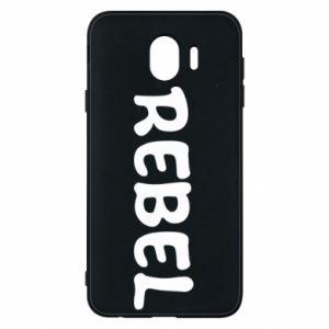 Etui na Samsung J4 Rebel