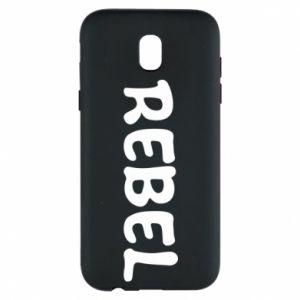 Etui na Samsung J5 2017 Rebel