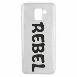Etui na Samsung J6 Rebel